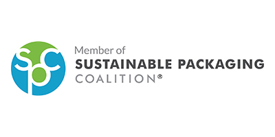 member of sustainable packaging coalition logo